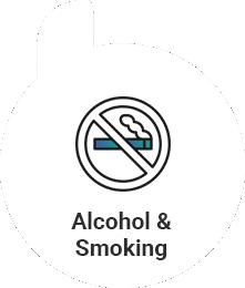 Alchol Smoking