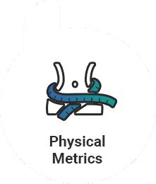 Physical Metrics